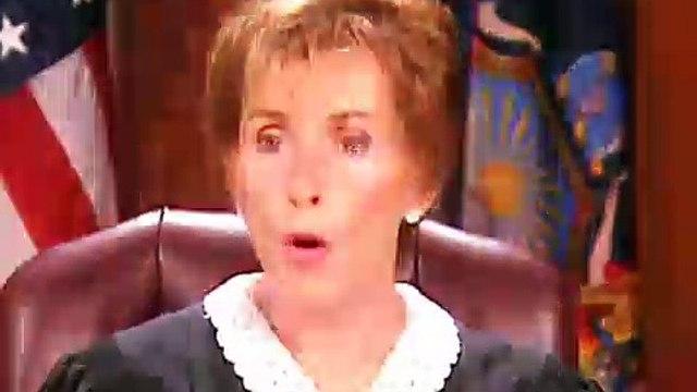 Judyism: Judge Judy At Her Best