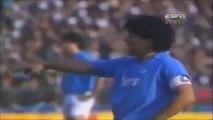 Diego Maradona ● Skills ● Napoli 0:0 Inter ● Serie A 1988-89