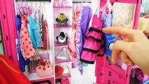 Raiponce Barbie Maison de Chambre à coucher Matin avec des Chiens Morgen mit Hunden Matin de la chambre de Barbie Anjing