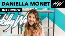 Daniella Monet Spills About Working With Ariana Grande on Thank U, Next Music Video!! | Hollywire