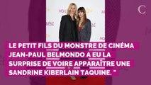 VIDEO. Quand Sandrine Kiberlain drague avec ironie à Victor Belmondo