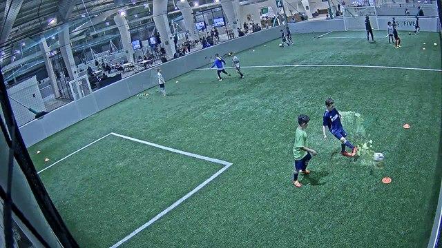 03/13/2019 18:00:00 - Sofive Soccer Centers Rockville - Old Trafford