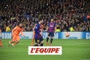 Lionel Messi, le bourreau de Lyon - Foot - C1