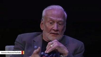 Buzz Aldrin Announces He's Dropping Lawsuit Against His Children