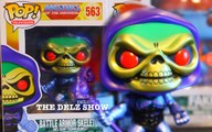 FUNKO POP SKELETOR METALLIC BATTLE ARMOR GEMINI EXCLUSIVE MASTERS OF THE UNIVERSE HE-MAN UNBOXING REVIEW RANT