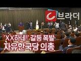 'XX하네!' 자유한국당 의총 '김성태, 단식으로 호르몬 분비 잘 안 돼' [씨브라더]