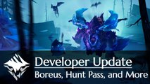 Dauntless - Journal des développeurs (Boreus, Hunt Pass, Cross-platform...)