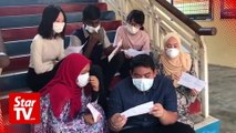 Johor students affected by chemical pollution get SPM results at designated centres