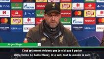 "Jürgen Klopp : ""Je chanterai ma propre chanson sur Sadio Mané"""