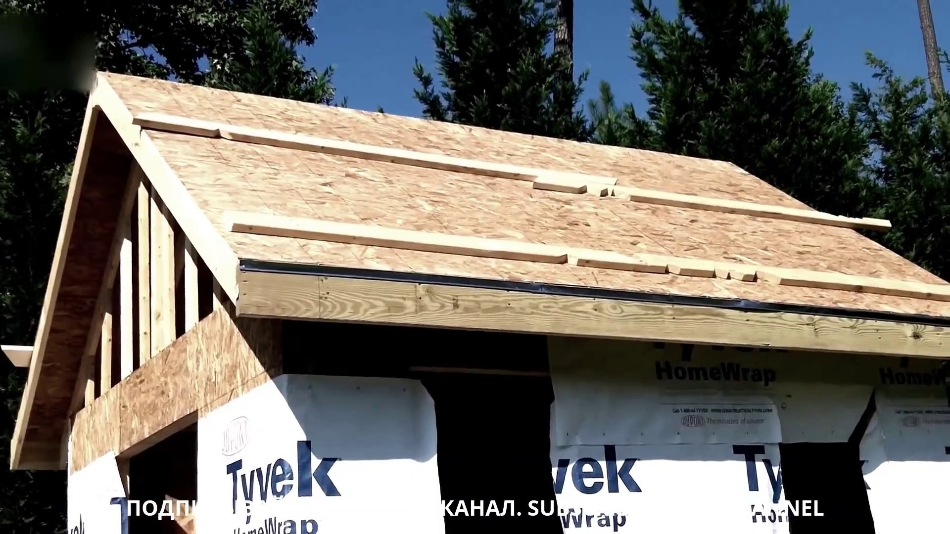 Shed DIY. How to Build a Shed House. How to Build a Shed. How to Build a Shed Step by Step ♦DIY CAM♦