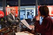Xavier Bertrand répond aux auditeurs en direct de Soissons
