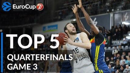 Quarterfinals Game 3 Top 5 Plays