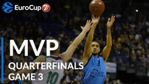 7DAYS EuroCup Quarterfinals Game 3 MVP: Peyton Siva, ALBA Berlin