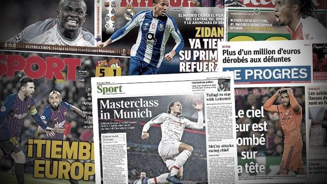 Le Real Madrid offre déjà Éder Militão à Zinedine Zidane, Barcelone lance un avertissement à l'Europe