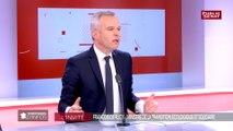 Plainte contre l'Etat pour inaction climatique: « On ne réduira pas les émissions de gaz à effet de serre dans un tribunal » affirme François de Rugy