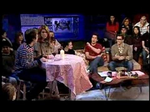 Degrassi's Shenae Grimes on MTV Live
