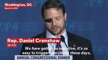 'Definitely Trump's Fault' If You Are Dating Less And Having Less Sex, Says Rep. Dan Crenshaw