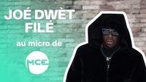 Interview Musique : Joé Dwèt Filé nous parle de ses projets