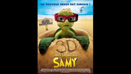 SAMY'S ADVENTURES OST - Wedding Ballet RAMIN DJAWADI
