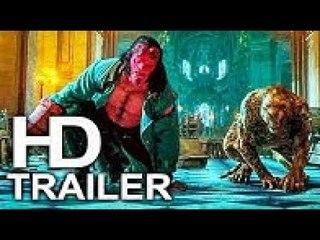 HELLBOY (Trailer #3 NEW) 2019 Superhero Movie HD