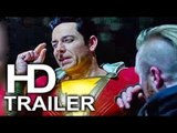 SHAZAM (FIRST LOOK - Almost Cool As Superman Trailer NEW) 2019 Superhero Movie HD