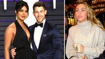 Priyanka Chopra Reacts To Miley Cyrus' Instagram Post Meant For Ex-Flame Nick Jonas