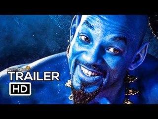 ALADDIN Final Trailer (2019) Disney, Live Action Movie HD