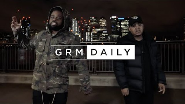 Jaymal ft.  Manga Saint Hilare & Grim Sickers - Inna Flash [Music Video] | GRM Daily