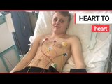 Teen has a rare condition which means he could DIE if his heart races | SWNS TV