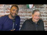 Bob Arum: FUTURE of Fury, PROBLEMS w/ Al Haymon & WEAKNESSES of Fighters