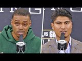 Errol Spence vs. Mikey Garcia FINAL PRESS CONFERENCE | Fox PBC