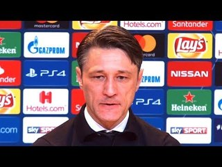 Bayern Munich 1-3 Liverpool (Agg 1-3) - Niko Kovac Post Match Press Conference - Champions League