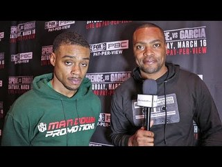 ERROL SPENCE: I See NO FEAR in Mikey Garcia Only CASUALS Writing Him Off!