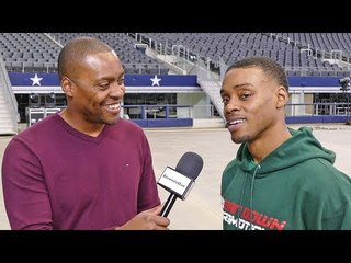 ERROL SPENCE: If MIKEY GARCIA Goes 12 It'll Really HELP ME OUT!