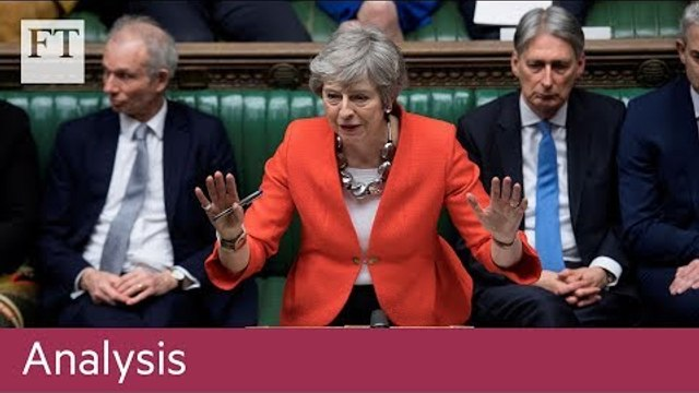 After Theresa May's Brexit defeat what happens next?