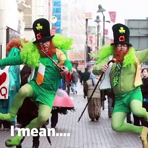 Saint Patrick's Team Party