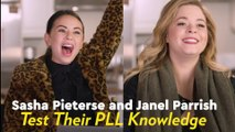 Sasha Pieterse and Janel Parrish Still Remember Everything That Went Down on Pretty Little Liars