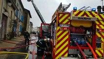 Meuse : incendie à Ville-sur-Saulx