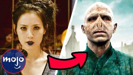 Nagini Is Voldemort's Mother - Query the Theory!