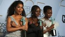 'Black Panther's Angela Bassett Reveals The Weirdest Place She's Gotten the Wakanda Salute