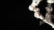 Sojus-Rakete erfolgreich an ISS angedockt