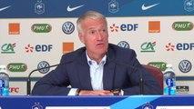 """Équipe de France : Lacazette et Ben Yedder """"le mériteraient"""" selon Deschamps"""