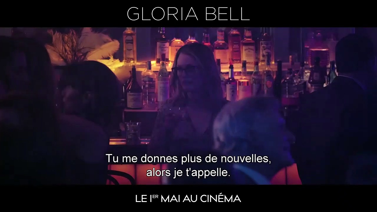 Gloria Bell : bande-annonce (Julianne Moore)