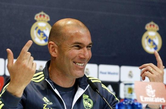 Didier Deschamps et le retour de Zinedine Zidane au Real Madrid