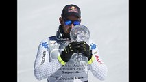 Sci alpino: Dominik Paris vince superG e coppa di specialità