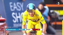Paris-Nice : Simon Yates remporte le chrono de Barbentane ! Kwiatkowski conforte son jaune !