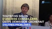 Nicolas Hulot : ce qu'il s'est vraiment passé avant sa démission