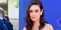 Mila Kunis Keeps Her Kids Grounded By Telling Them They're Poor