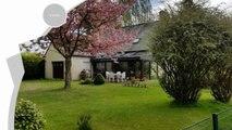 Jolie maison néo-bretonne à vendre entre particuliers sans intermédiaire Guingamp Côtes-d'Armor Bretagne