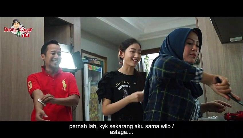 Natasha Wilona Ungkap Denny Cagur Pernah Khilaf